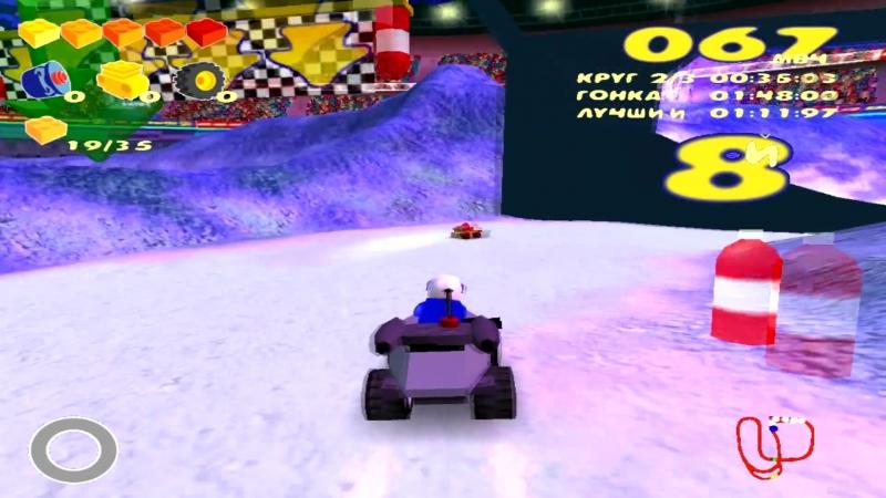 ⁄ Прохождение Lego Racers 2 ⁄ЧАСТЬ 23 ⁄ Это Чудо ヽ(゚〇゚)ノ ⁄ » Freewka.com - Смотреть онлайн в хорощем качестве