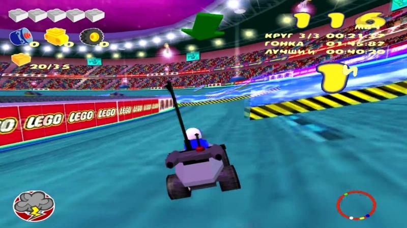 ⁄ Прохождение Lego Racers 2 ⁄ЧАСТЬ 24 ⁄ Финал сюжета (。T ω T。) ⁄ » Freewka.com - Смотреть онлайн в хорощем качестве
