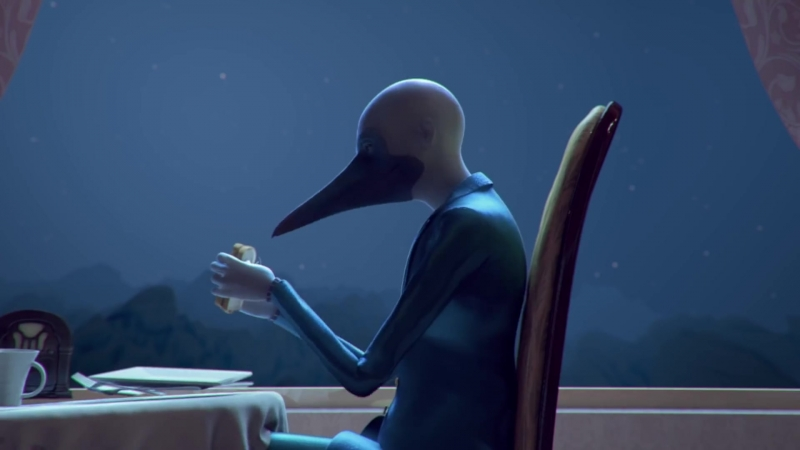 """Mr. Blue Footed Booby Short Film"""