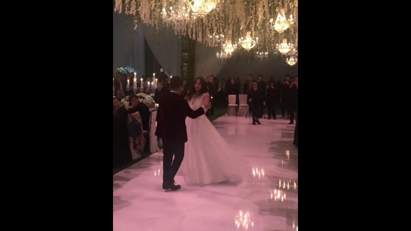 Taeyang Hyorin wedding dance