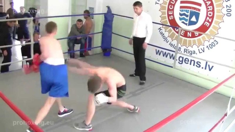22.05.2015 Fight 5 proboxing.eu