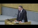 Блестящее выступление Петра Толстого по поводу отстранения Олимпийской сборной о