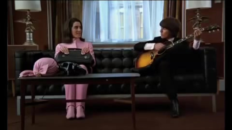 The Beatles - You got to hide your love away music video