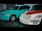 Сходка клуба Chrysler Pt cruiser