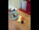 Запечёные мидии под сырн соусом