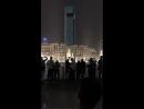 Поющие фонтаны в Дубаи