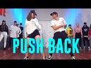 Ne-Yo ft. Bebe Rexha, Stefflon Don PUSH BACK Choreography by Daniel Fekete
