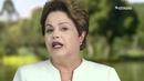 Ataques de Dilma no horário eleitoral da TV