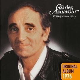 Charles Aznavour альбом Voilà que tu reviens