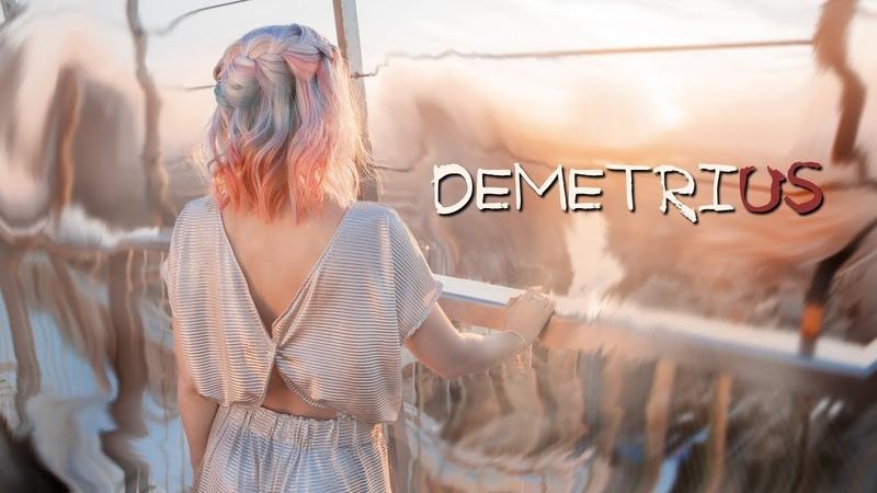 Яркое цветное окрашивание в Demetrius color trend hair hairdresser