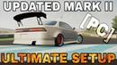 PC Updated Samurai II Ultimate Setup Toyota Mark II JZX 90 CarX Drift Racing Online