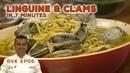 Buddy V's Homemade Linguine Clams Recipe | BVK EP06