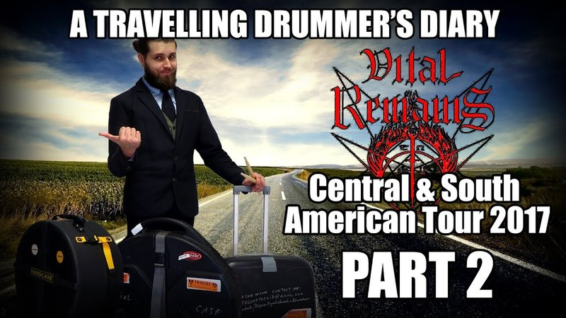 A Travelling Drummer's Diary - Episode 6