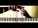 Как играть MiyaGi Эндшпиль Половина моя Piano Tutorial Ноты