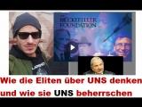J.D. Rockefeller Wie die Eliten über UNS denken und wie sie UNS beherrschen