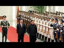 Kim Jong Un meets with China's Xi Jinping for third time