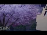 AMV Не уходи (Грустный аниме клип)