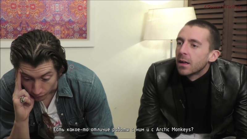 The Last Shadow Puppets russian subs pt 2