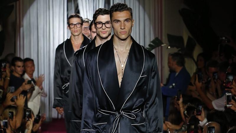 DolceGabbana The Naked King Spring Summer 2019 Men's Fashion Show