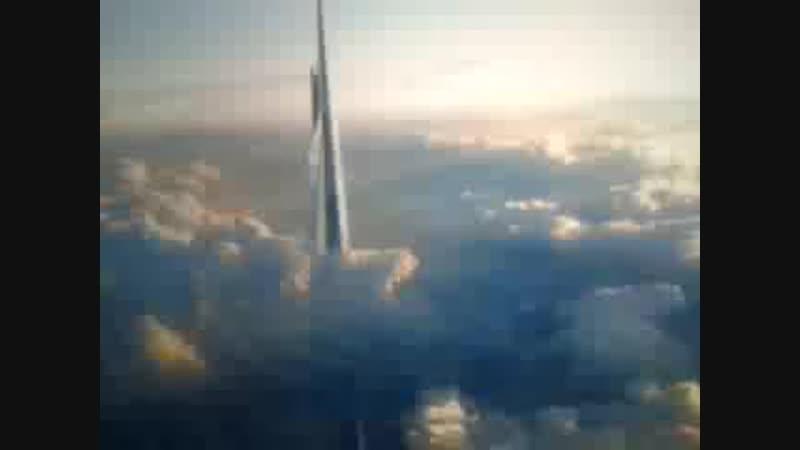 Des villes futuristes qui flotteront dans le ciel _