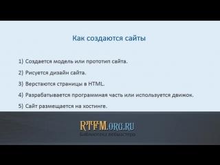 [WebDesign Master] Как сделать сайт: пошаговое руководство