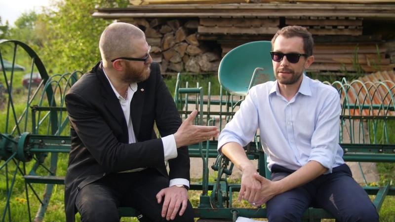 Geopolityka Grzegorz Braun i Pan Nikt: To nie będzie kolejna rozmowa o Żydach!