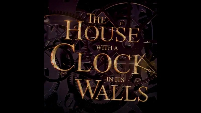 Happy ReadABookDay. Watch @JackBlack and Cate Blanchett read from John Bellairs' book, The House With a Clock In Its Walls, and