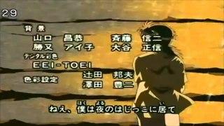 Kindaichi shounen no jikenbo ED 8 - Sink (Plastic Tree)