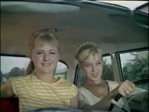 Москвич-408 в фильме Саша-Сашенька (1966)
