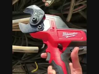 Инструмент для резки кабеля! Как вам