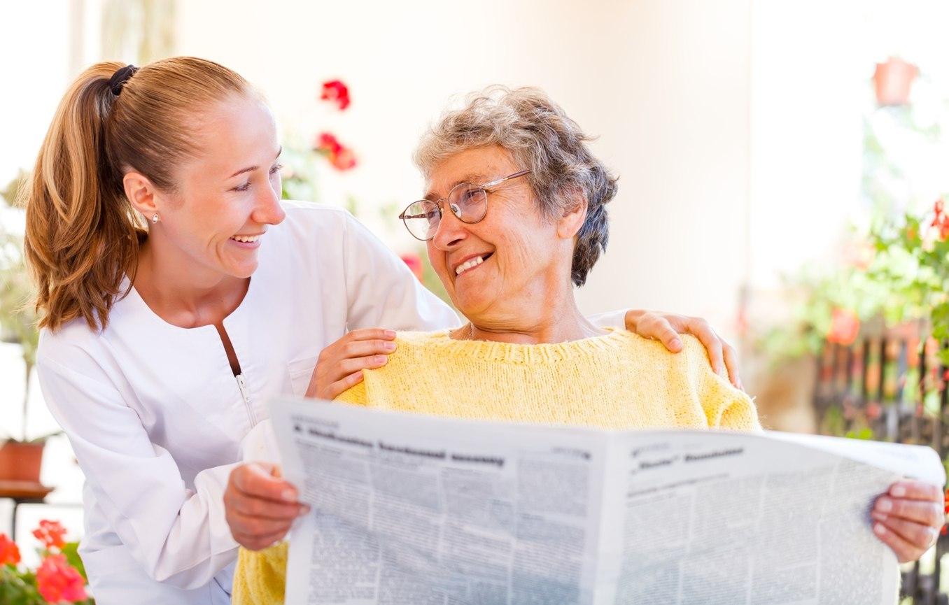 Что такое гериатрический уход на дому?