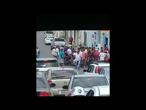 Terror em Batalha - Alagoas morre neguinho boiadeiro 9 de novembro de 2017