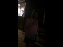 Ночная дискотека на набережной Ейскай