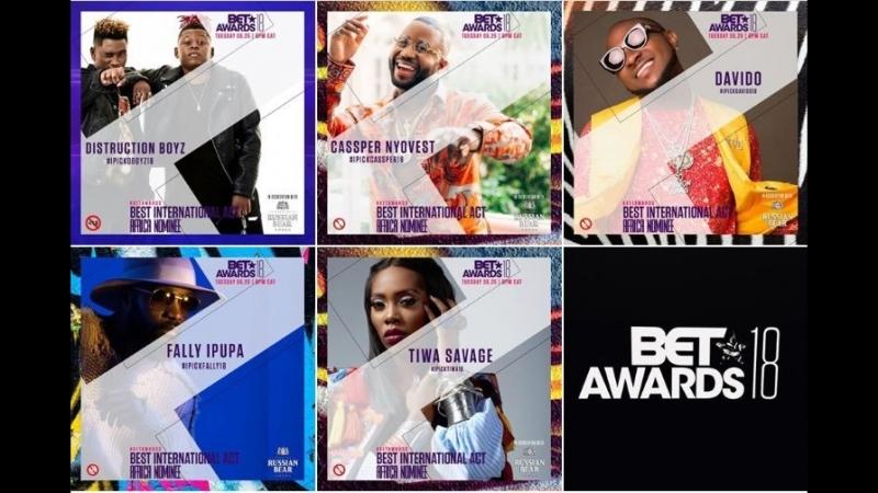 BET Awards 2018 Live Stream