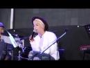 150918 Healing story by Jonghyun Guerilla concert Playboy Fancam