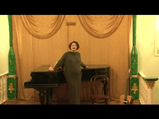 Инна Разумихина песня Елены Фроловой на стихи Марины Цветаевой