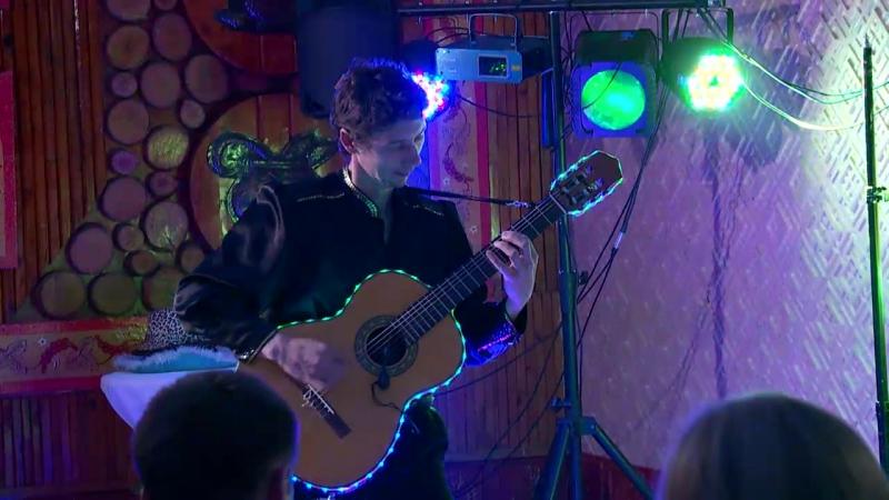 Максим, музыкант от бога Добавь в свой банкет -живой звук