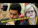 URGENTE URNAS ELETRÔNICAS NAS MÃOS DA LAVA JATO INTELIGÊNCIA MILITAR 'MIRA' LULA E HADDAD
