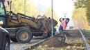 Программа ремонта тротуаров в действии
