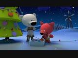 Новогодние мультики 🎄 Ми-ми-мишки ❄ Сборник мультфильмов про Новый год и зиму