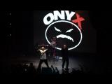 ONYX - Raze It Up. Live in Moscow 30.03.2018 Arbat Hall