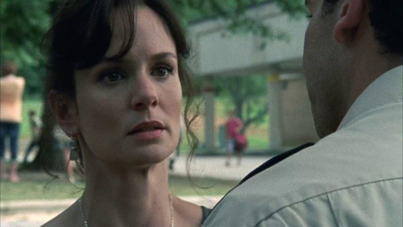 Шейн говорит Лори о ранении Рика