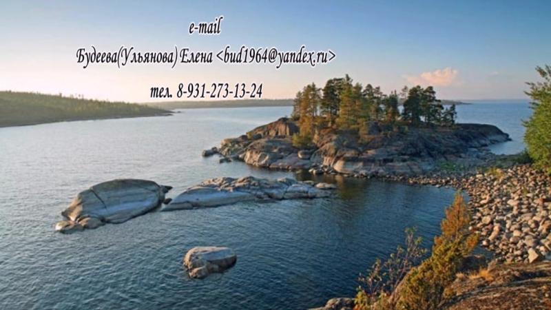 Продается зимний дом у озера Ладога.