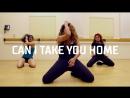 AISHA FRANCIS CHOREOGRAPHY JAMIE FOXX ' CAN I TAKE YOU HOME'