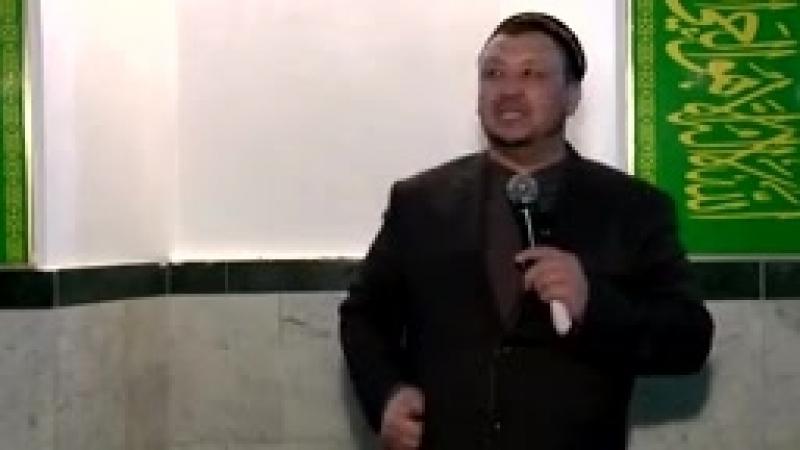 'Ризықтың тарылу себебі'Абдугаппар Сманов