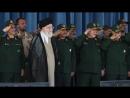 Офицеры КСИР выражают свою преданность лидеру
