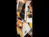 XXXTentacion демонстрирует фотографии для лукбука своей коллекции одежды.