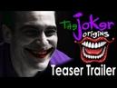 THE JOKER ORIGINS (2019) - Teaser Trailer | Joaquin Phoenix