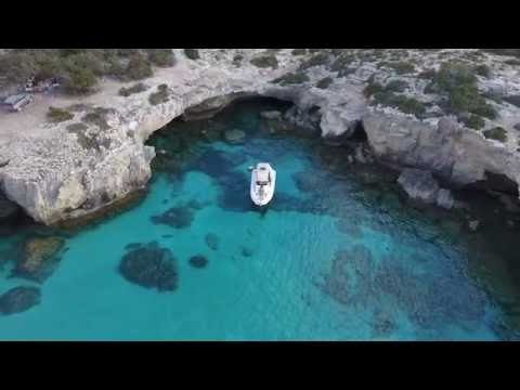 TOP Cyprus Beaches: Manolis Bay - 4K