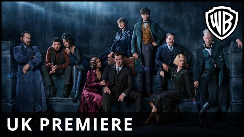 Fantastic Beasts: The Crimes of Grindelwald - UK Premiere Highlights - Warner Bros. UK